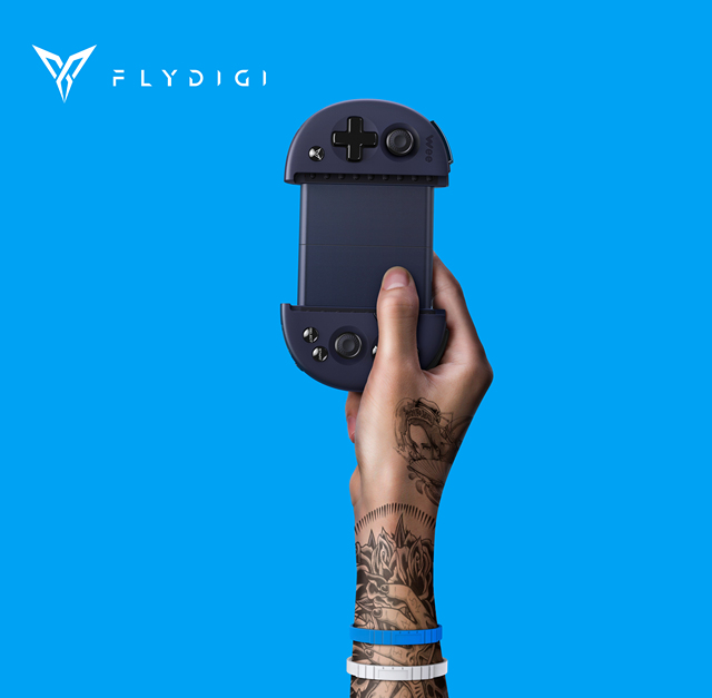 Flydigi pubg cod controller mobile game wee 2T Motion Sensing gamepad android telescopic Bluetooth controller геймпад