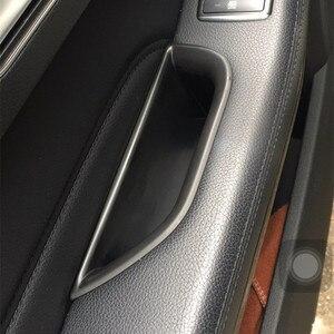 Автомобильный органайзер для Mercedes Benz E class W212 2011-15 C207, ящик для хранения ручек двери, Держатель контейнера, автоаксессуары Aray
