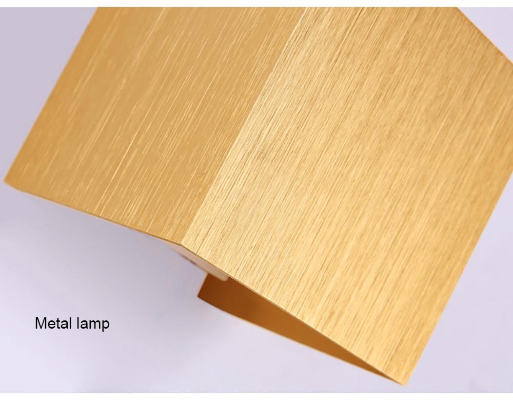 IP54 Prata Dourada Dispositivo Elétrico de Iluminação