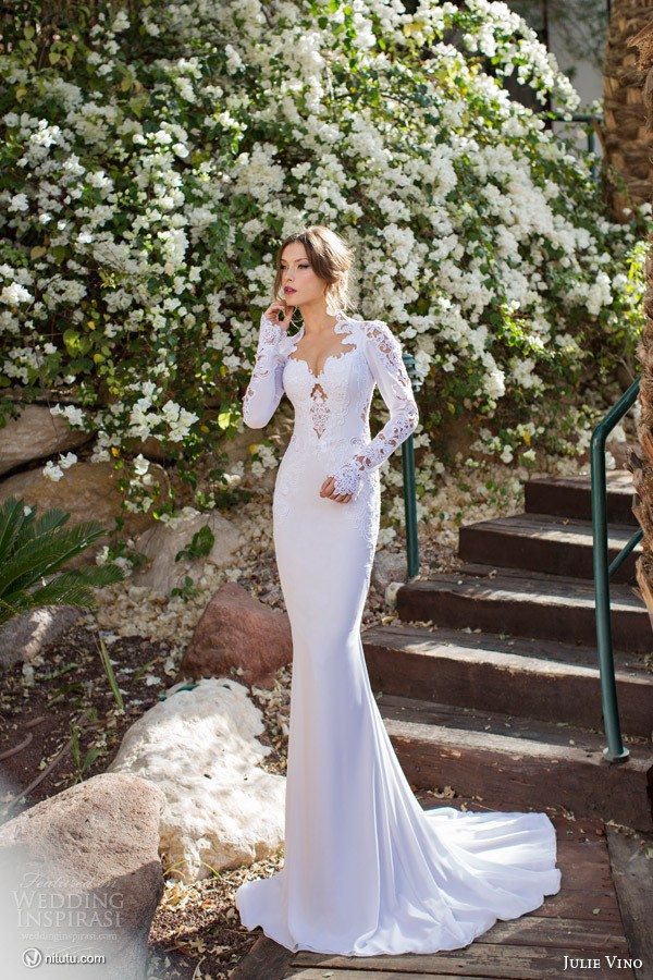 2018 Collection High Long Sleeves Backless Sexy Lace Appliqued Mermaid Bridal Gown Vestido De Noiva Mother Of The Bride Dresses