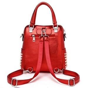 Image 4 - Gykaeo Luxury Handbags Women Bags Designer Candy Colors Tote Bag Ladies Street Fashion Beading Shoulder Bags for Women Handbag