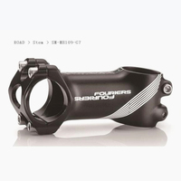 Fouriers 도로 자전거 줄기 MTB 자전거 줄기 알루미늄 합금 CNC 자전거 줄기 7도 70 ~ 110 mm