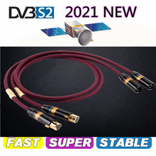 Receptor rápido estable para Europa, Polonia y España, cable av para v8x v8 nova v7s