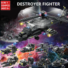 8Pcs/lot City SWAT Team PoliceFighter Building Blocks Sets LegoINGLs Technic Bricks Educational Toy For Children Christmas Gifts