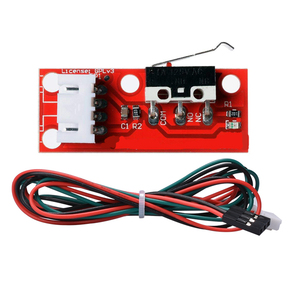 Image 5 - Reprap Ramps 1.6 Kit with Mega 2560 r3 + Heatbed MK2B + 12864 LCD Controller + DRV8825 +Mechanical Switch +Cables for 3D Printer