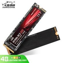 JINGSHA M2 SSD NVMe 128GB 256GB 512GB 1TB M.2 2280  Internal Hard Disk HDD Solid State Drive for Laptop Desktop Mini PC Host