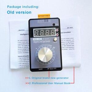 Image 4 - ポータブル0 5v 0 10v 4 20mA発生器ledディスプレイ高精度に調整可能dc電流電圧信号発生器なしバッテリー