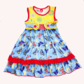 TUTU AND LULU Butterfly vest dress for girl