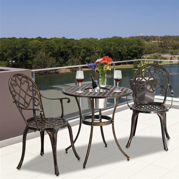 Home Garden Table and Chairs  6