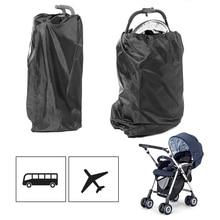 Детские Чехлы для колясок детские автомобильные аксессуары для дорожной сумки зонтичные коляски защитный чехол для коляски
