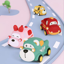 Car Toys For Baby Boys 1 Year Old Soft Toy Cars For Toddlers 13 24 Months Kids Early Learning Educational Children Birthday Gift