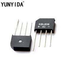10pcs KBL406 KBL410 KBL606 KBL608 KBL610