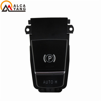 Car EMF Parking Brake Control Switch For BMW 5 6 X3 X4 F10 F11 F06 F12 F25 2009-2013 2014-2017 61319385029 image