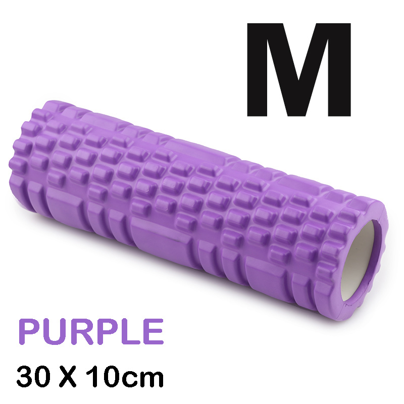 Yoga Column Fitness Pilates Foam Roller Yoga blocks Train Gym Massage Grid Trigger Point Therapy Physio Exercise 7