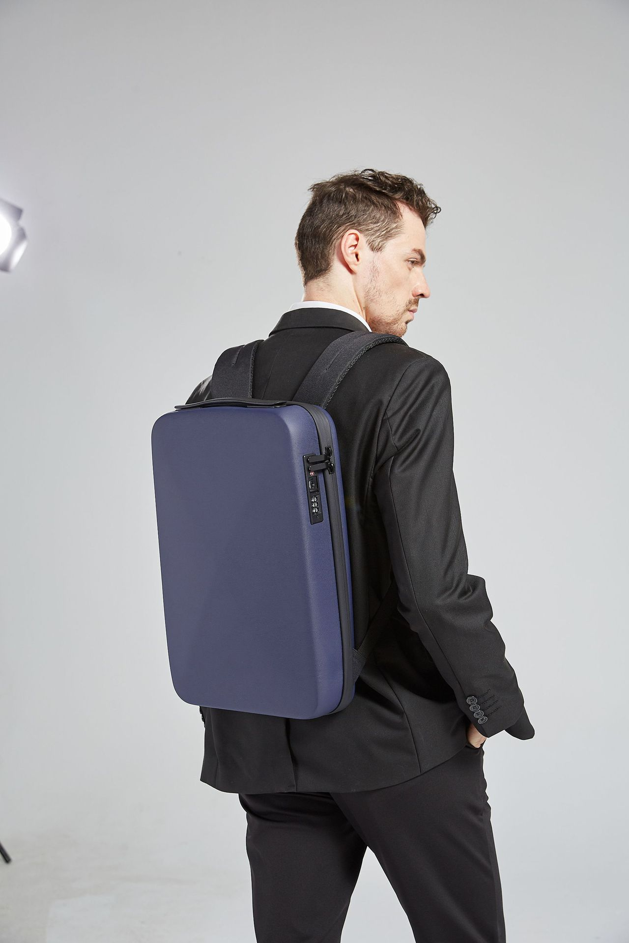 anti-roubo moda negócios senha bloqueio daypacks estilo