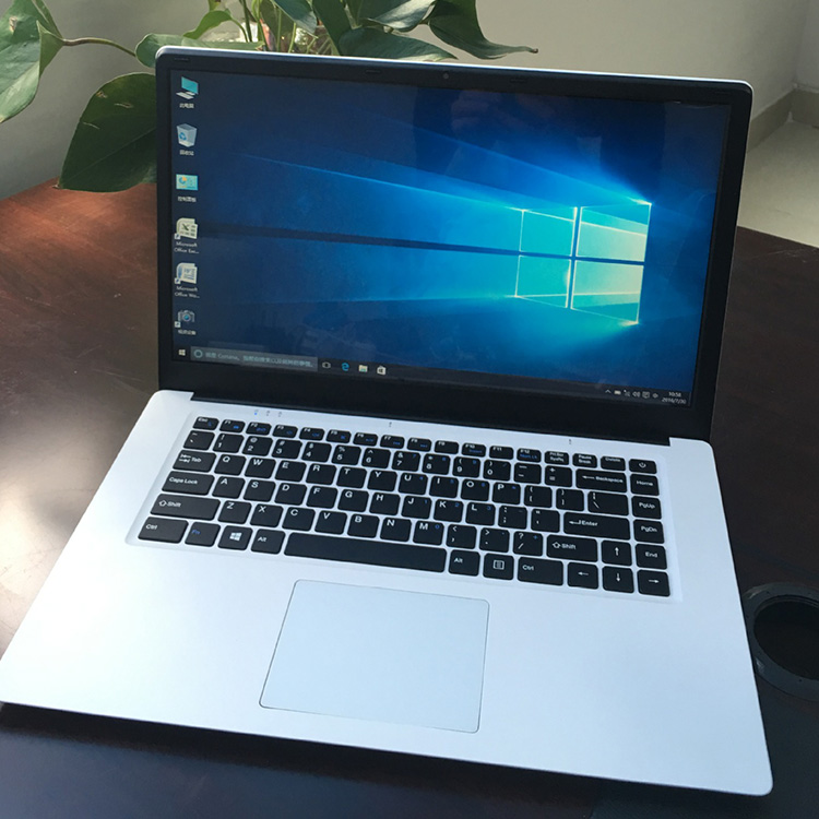 High quality 15.6 inch laptop i7 intel core 8gb ram laptop image
