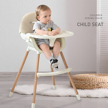 Baby high chair authentic portable chair for feeding, baby high chair, multifunctional baby dining chair
