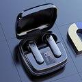 Bluetooth 5,1 TWS беспроводные наушники спортивные водонепроницаемые наушники стерео 9D бас гарнитуры сенсорное управление наушники с микрофоном