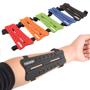 Finejoy Archery Arm Guard Protection for Traditional Hunting Recurve Bows Shooting Training Protector