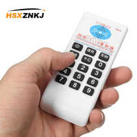 Ручной RFID 125 кГц-13,56 МГц Копир Дубликатор Cloner RFID карта NFC IC считыватель с писателем карточки на костюм