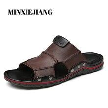 2020 Series Men's Shoes Summer Men's Slippers Flat Bottom Br