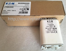 New original Bussmann High Speed Fuse 170M4908 700A 1000V hrc fuse link 2pcs bussmann dmm b 44 100 buss fuse 10x35mm 440ma 1000v for fluke multimeter f115c f116c f117c f87v f175 f177 f179 f287 f289