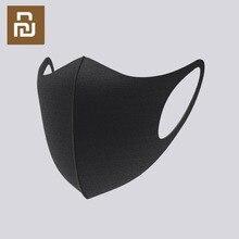 5 個 youpin airpop 行く抗 uv 防塵保護マスク v 字型のデザイン抗ヘイズためフェイスマスク空気汚染