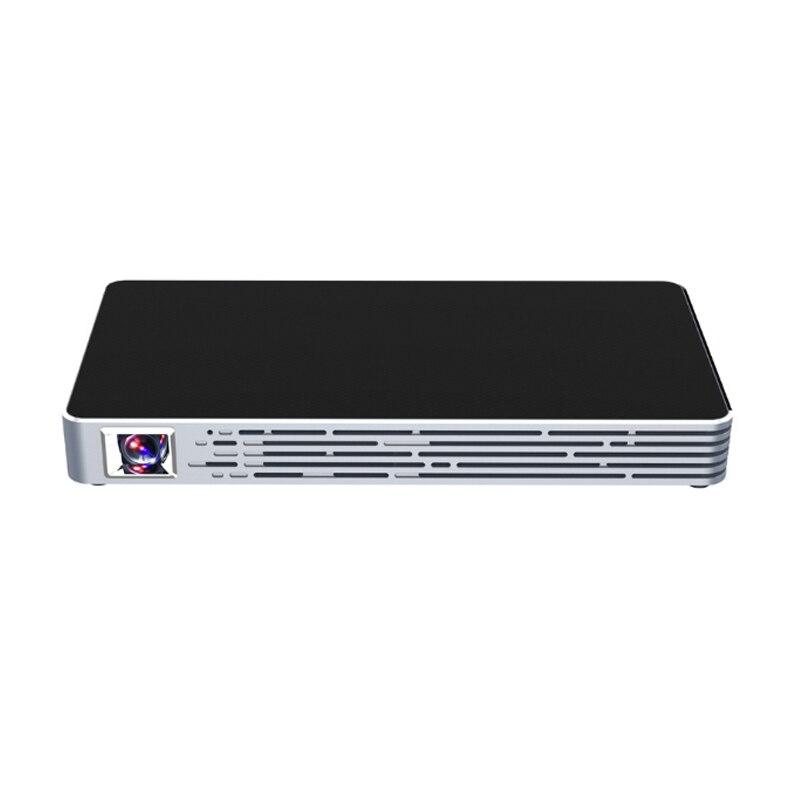 Mini projecteur Portable ménage intelligent DLP HD téléphone projecteur pour Home cinéma JHP-Best