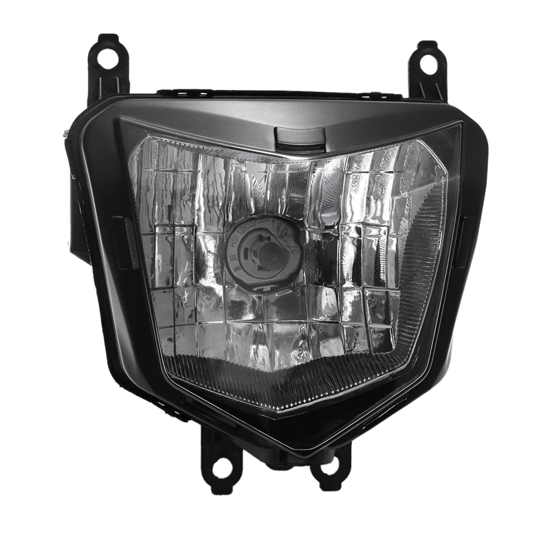 Motorcycle Headlight Fairing Headlamp for Honda Crf250L 2013 2014 2015 2016 2017 Motorbike Head Light Lamp|  - title=