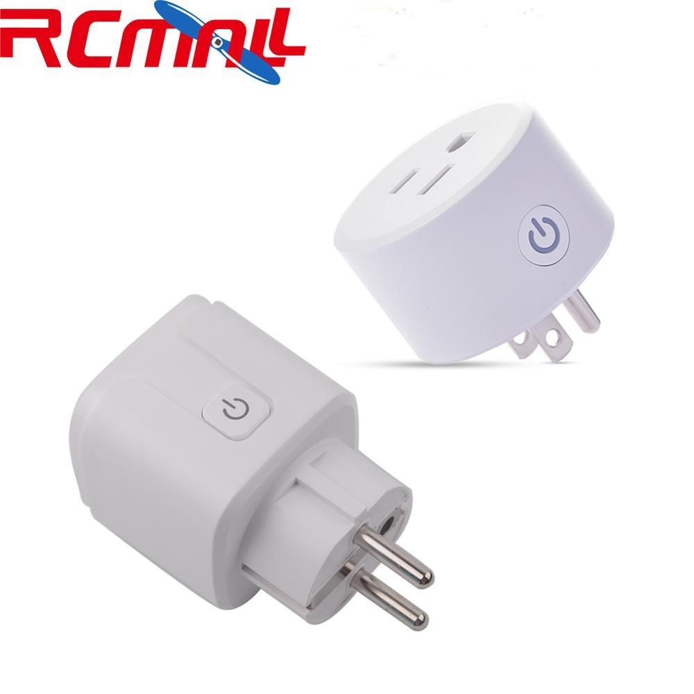 Smart Stecker Kompatibel mit Homekit Wifi Steckdose Schalter EU/UNS DoHome APP Alexa/Google Assistent Timer 2,4 ghz Dohome