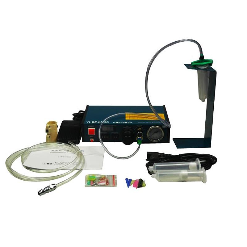Pasta de Solda Auto Cola Dispenser Líquido Controlador Conta-gotas Dispensador Fluido Ydl-983a 220 v