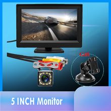 5 Polegada monitor do carro tft lcd 5