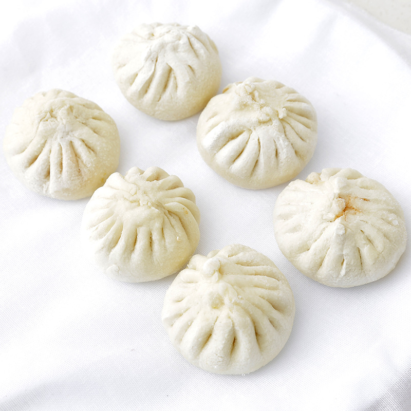 1394 Japanese Style Pure Cotton Steamer Cloth Food Steamers Cloth Tray Steamed Trowel Tou Bu Steamed Dumplings Buns Cloth