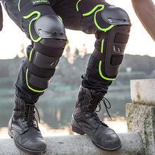 1 Pair Knee Sleeve Wrap Motorcycle Cycling Leg Warmer Belt Protector  Windproof Adjustable Fitness Sportswear