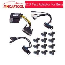 DHL ЭБУ тестовый Адаптер для Benz ECU Адаптерный инструмент работает с MB KEY OBD2/приспособление VVDI/NEC57/KTAG/Kess кабель ЭБУ для Benz