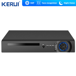 Image 4 - KERUI Face Recognition POE NVR 8CH 5MP Wireless NVR Security Camera System Outdoor IR CUT CCTV Video Surveillance Video Recorder