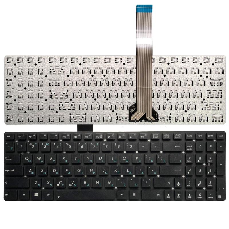100% New Russian For ASUS K55 K55A K55VD K55VJ K55VM K55VS A55 A55V A55XI A55DE A55DR R500v R700V RU Laptop Keyboard