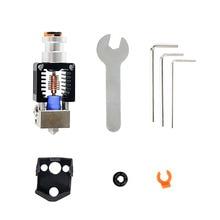 3D Drucker Zubehör, Druckkopf Heizung Düse, Große Durchfluss, Hohe Temperatur Beständigkeit und Schnelle Wärme Ableitung