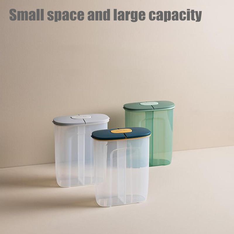 Grid Dry Goods Storage Tank