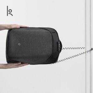 Image 2 - Korin Design le ClickPack Pro Anti coupure Anti vol sac à dos pour ordinateur portable pour homme 15.6 pouces sacs décole pour garçons