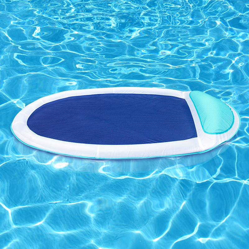 Springs For Floats Boias Spring Float Pool Stuff Swim Ways Original Spring Float - Floating Swim Hammock For Pool Or Lake