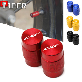 For Honda CRF 250/450 R CRF250X CRF 450R 450X Motorcycle Tire Valve Stem Caps Airtight Covers CRF450R CRF250R CRF450X CRF150R image