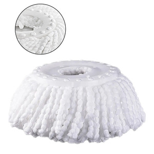 Replacement Mop Micro Head Refill for 360 Spin Magic Mop with Anti-abrasive Microfibers Mop Accessories Household Cleaning Tool