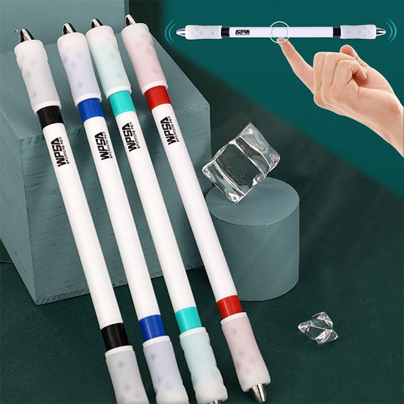 Zhigao 2020 caneta para fiação mod não deslizamento fosco haste escrita canetas de brinquedo para a escola escrita papelaria canetas esferográficas