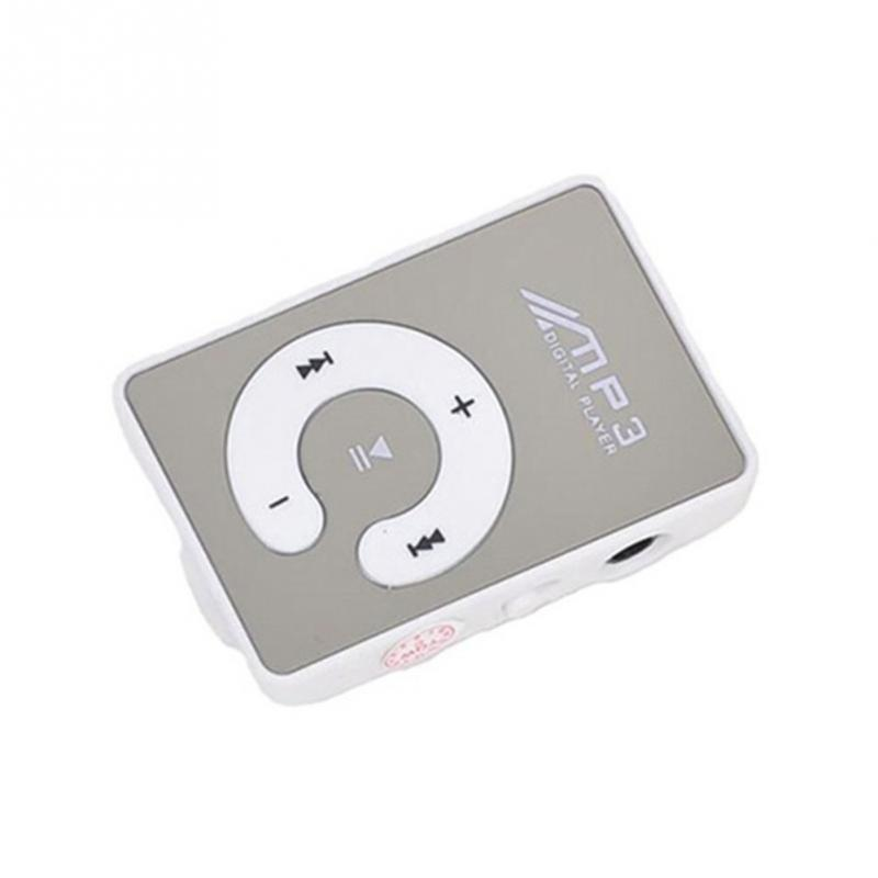 Portable MP3 Player Mini Clip MP3 Player Waterproof Sport Mp3 Music Player Rechargeable Walkman Lettore Mp3