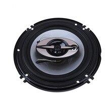 2PCS Magnetic Auto Music Round 400W Door Practical Coaxial HIFI Non Destructive Bass Stereo