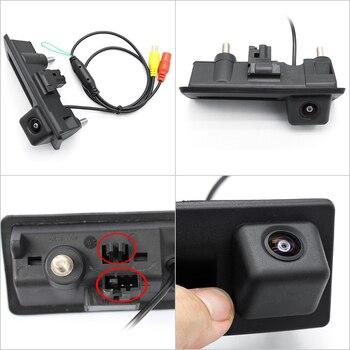 GreenYi 170 Degree 1080P AHD Vehicle Rear View Camera for VW Passat Golf Polo Jetta Tiguan Touareg B6 B7 Audi A3 A4 A5 A6 S5