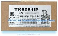 Original novo tk6051ip 4.3 Polegada tela de toque hmi pode substituir tk6050ip 480x272