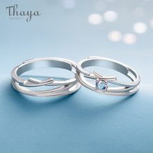 Thaya Hollow OUT Zircon แหวนออกแบบ S925 (China)