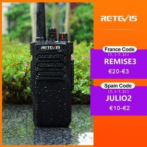 Image 1 - جهاز لاسلكي RETEVIS RT29 10W UHF (أو VHF) VOX محطة راديو ثنائية الاتجاه طويلة المدى للمصنع والمزرعة والمستودع 3 كجم